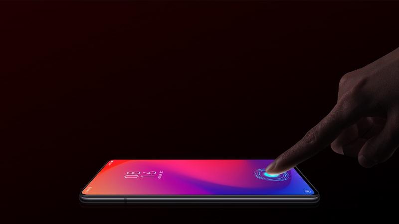 Сканер отпечатков пальцев Xiaomi