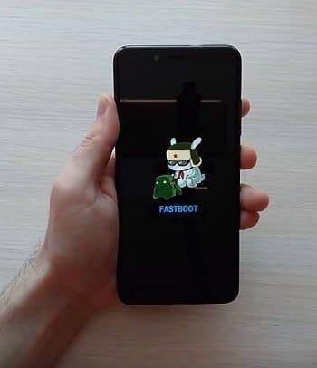 Перезагрузка Xiaomi в рекавери