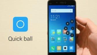 Quick ball Xiaomi