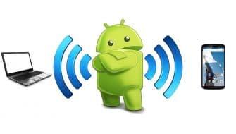 Раздать интернет с телефона Xiaomi